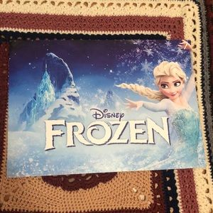 Disney's Frozen Exclusive Commemorative Lithograph